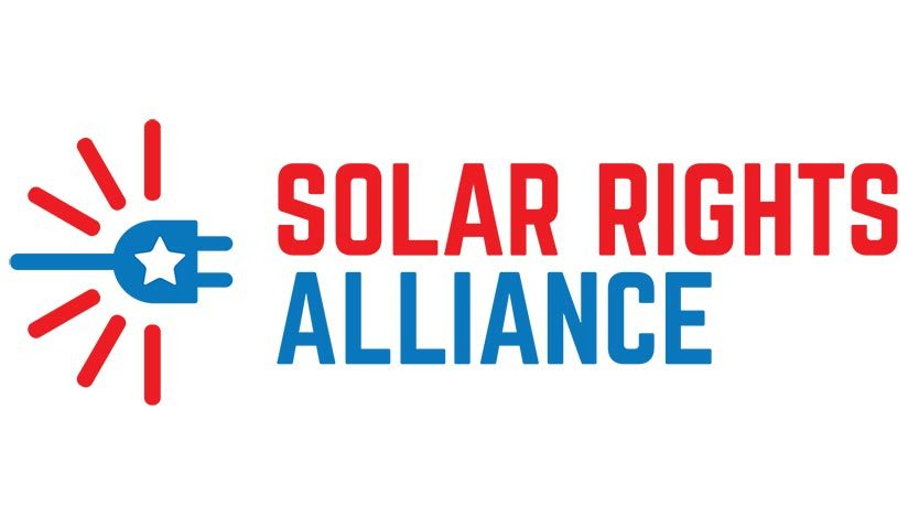 Solar Rights Alliance (SRA) Logo